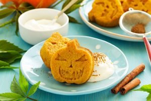 Fall Recipe: Iced Pumpkin Cookies